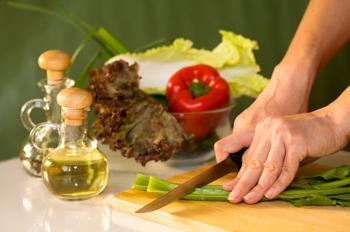 Cocina saludable para una alimentación saludable