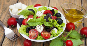 Platos Italianos sencillos con Aceite de argán