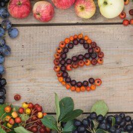 ¿Es necesaria la Vitamina E para tu cuerpo?