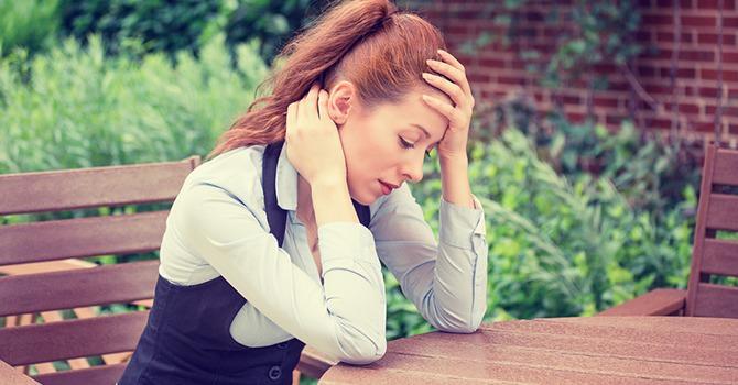 Oefening kan u helpen om stress