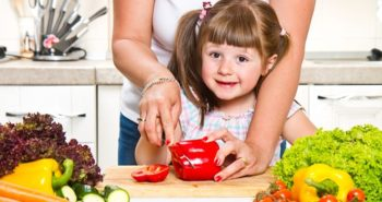 ¡Alimenta a tus hijos de Forma Saludable!