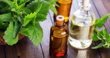 Tratamientos Naturales Anti-Acne: Aceite de Menta Y Aceite de Argán de Marruecos